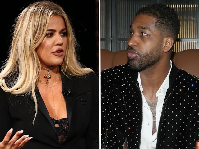 Messyyy! Khloe Kardashian dumps Tristan Thompson for cheating with Kylie Jenner's BFF, Khloe's bestie Malika Haqq confirms it's true!