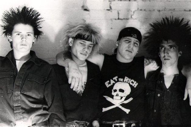 hardcore punk: Broken Bones - Dem Bones (1984)