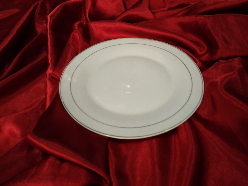 Flat Plate 9 Inch