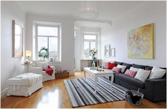 13 skandinavische wohnzimmer design mit faszinierendem for Wohnzimmer skandinavisch
