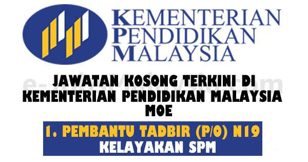 Kementerian Pendidikan Malaysia MOE