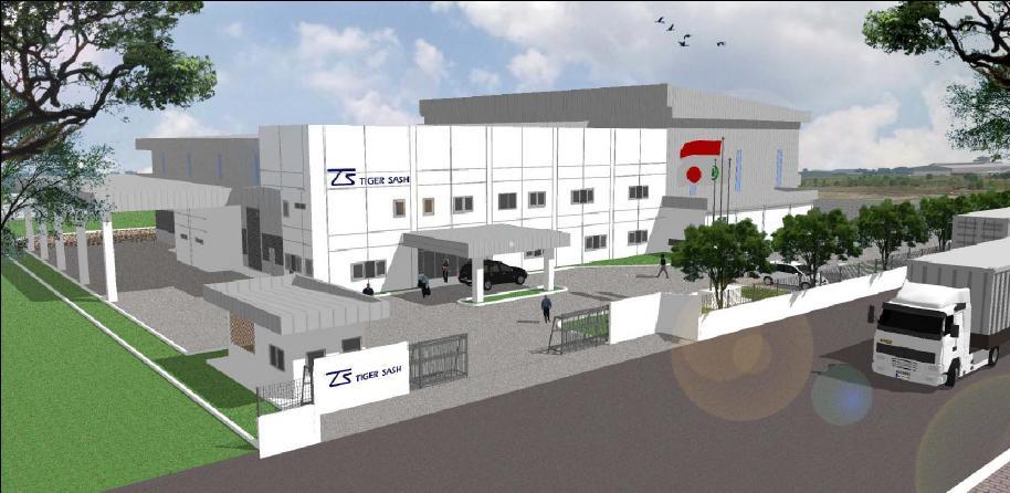Loker PT Tiger Sash Indonesia Kawasan Industri Gobel Terbaru - Via Email