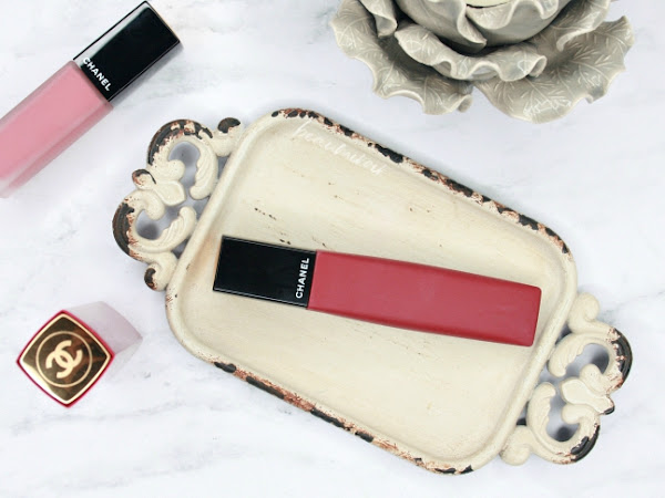 #FrenchFriday : New Chanel Rouge Allure Liquid Powder Lipstick