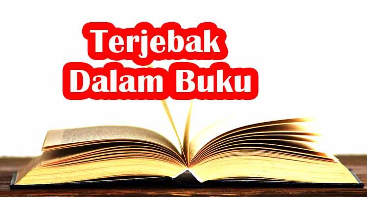 Terjebak Dalam Buku