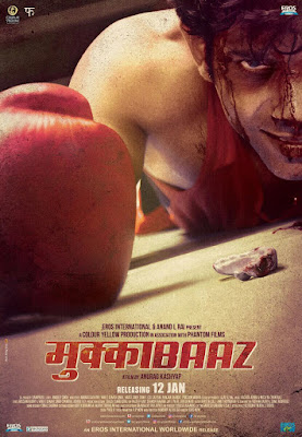 Mukkabaaz 2018 DVDRip 300MB HD Movie Download 480p