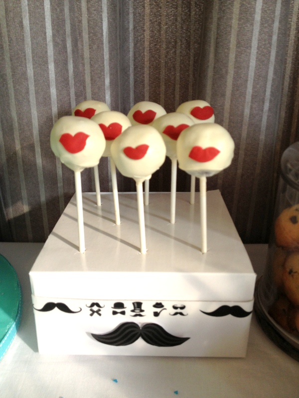 cake pop imitation bouche