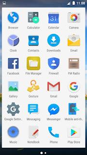 AOSP ROM FOR FLARE S4 3