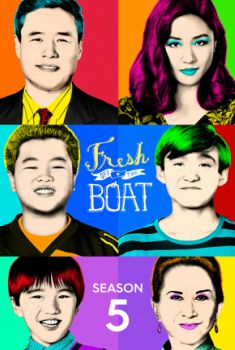 Fresh Off the Boat 5ª Temporada Torrent – WEB-DL 720p/1080p Legendado