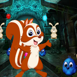 Play Games4King Chipmunk Rescu…