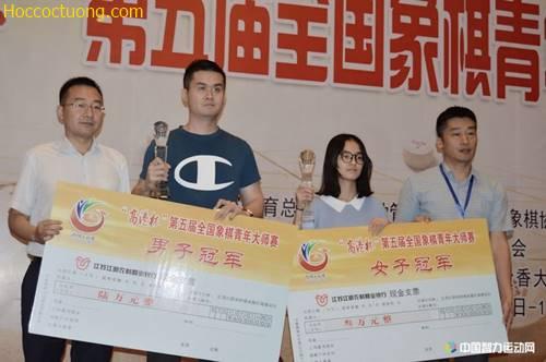 """""""Chiến thần bất bại"""" Vương Thiên Nhất lần thứ 4 xuất sắc vô địch Cao Cảng Bôi-1"""