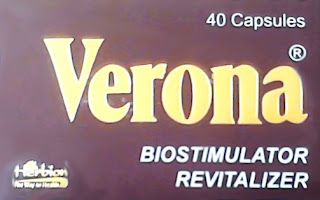 Verona Capsules for erection disorder