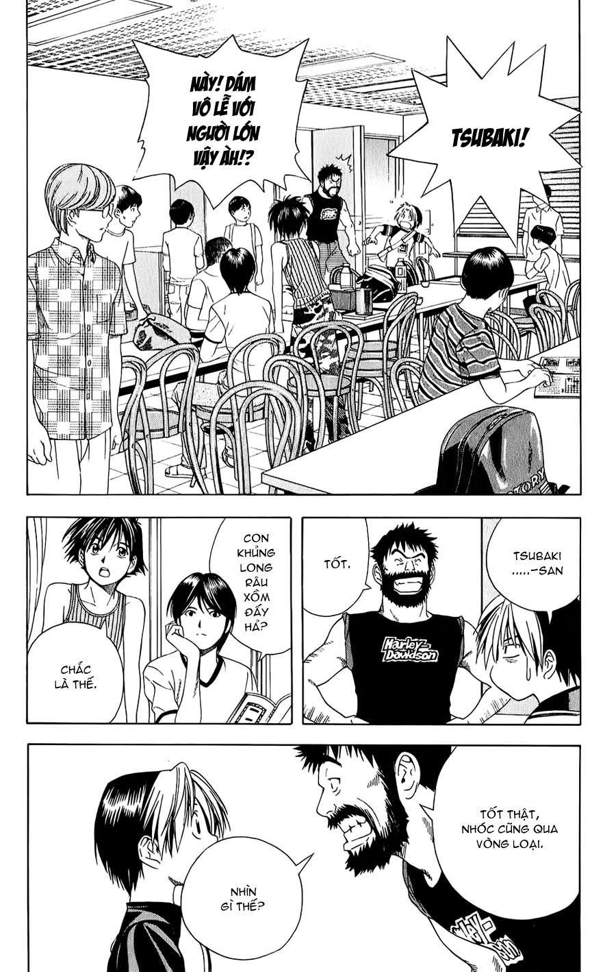 Hikaru No Go hikaru no go chap 77 trang 5