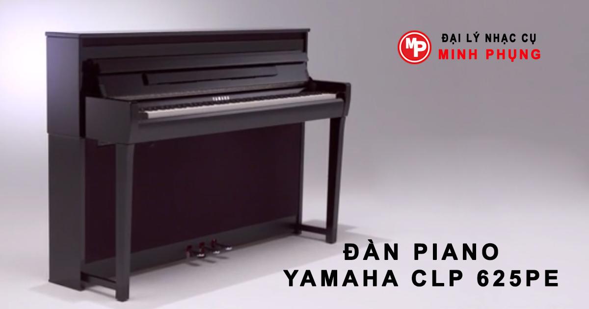 Nơi bán Đàn piano Yamaha CLP-625 giá rẻ nhất tháng