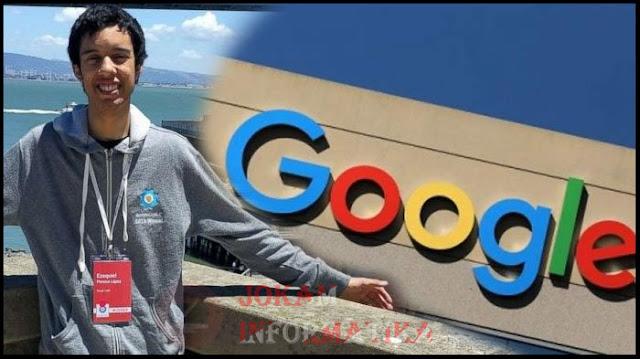 Menemukan Celah Keamanan Google, Remaja Ini Mendapatkan Uang Rp. 504 Juta - JOKAM INFORMATIKA
