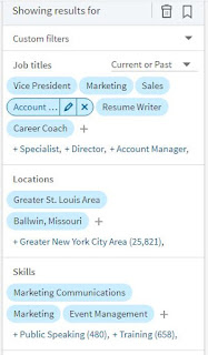 Search candidate using LinkedIn Recruiter Lite