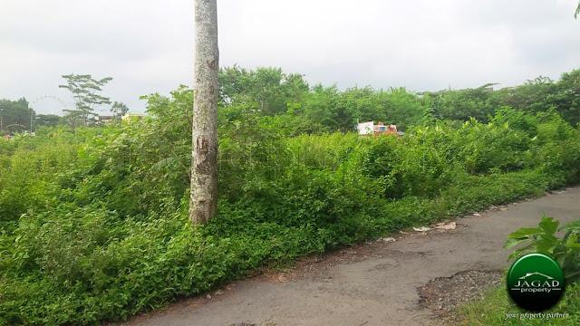 Tanah Strategis jalan Magelang Km 4