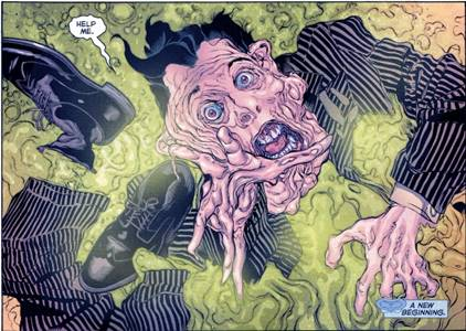 kekuatan kelemahan Kelemahan Plastic Man