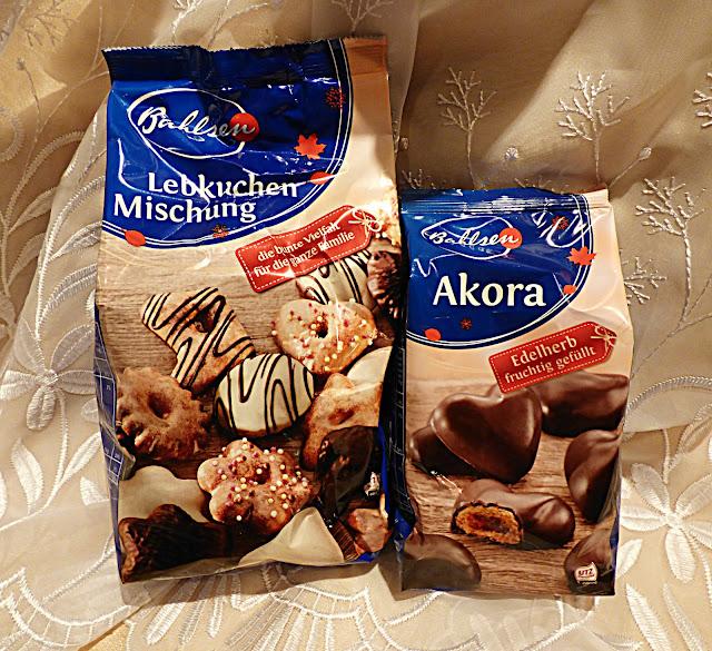 German gingerbread cakes