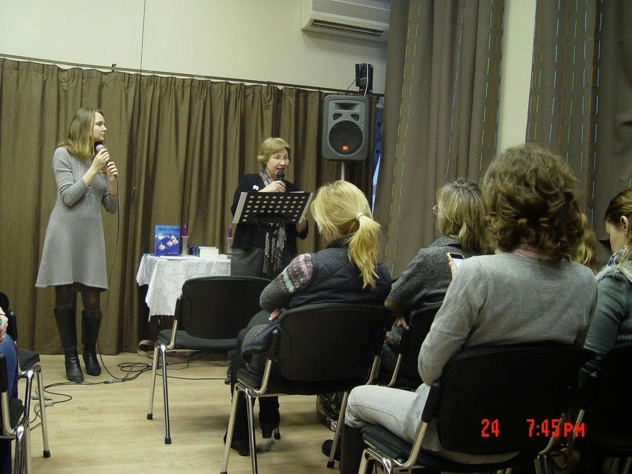 Russian Woman Ru Russian Speaking 70