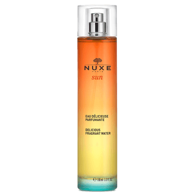 Juillet: L'Eau Délicieuse Parfumante de Nuxe