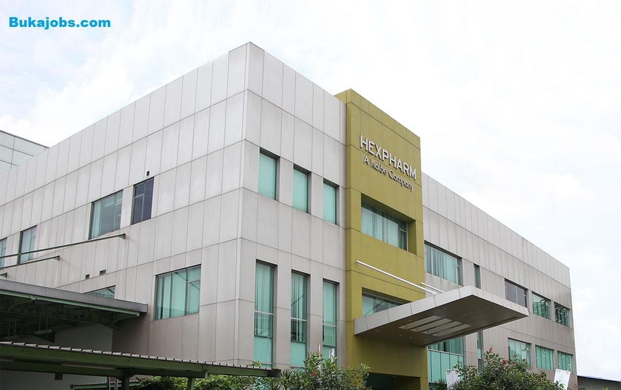 Lowongan Kerja SMA/SMK di PT Hexpharm Jaya Laboratories Indonesia Terbaru