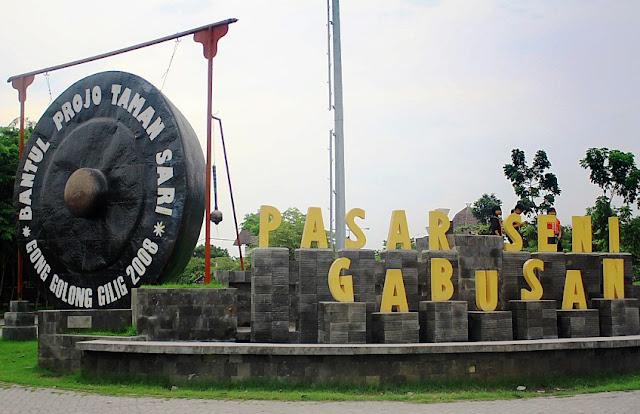 Daftar Kode Pos Yogyakarta: Kabupaten Bantul