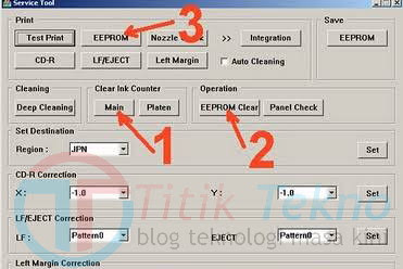 Cara Mengatasi Printer Canon Mp285 Dan Mp287 Error E08