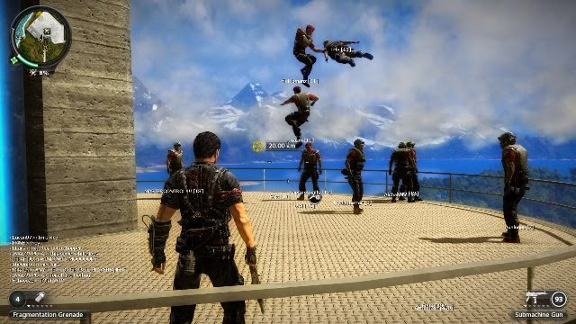 Just Cause 2 PC Games Screenshots