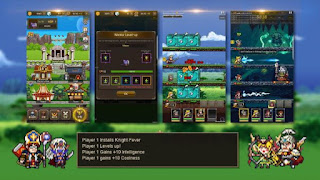 Knight Fever MOD Full Unlocked Unlimited Coin Apk Android New Updated