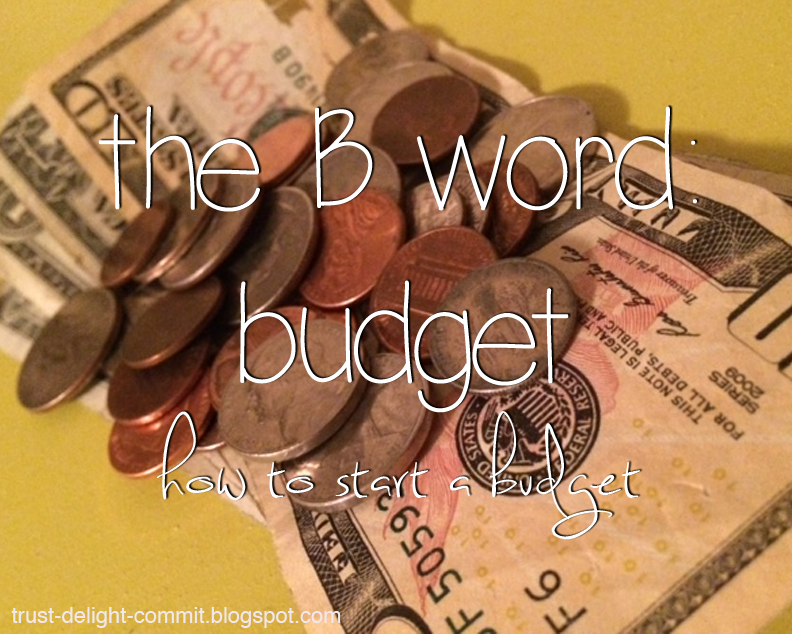 how to start a budget, budgeting, dave ramsey, financial freedom