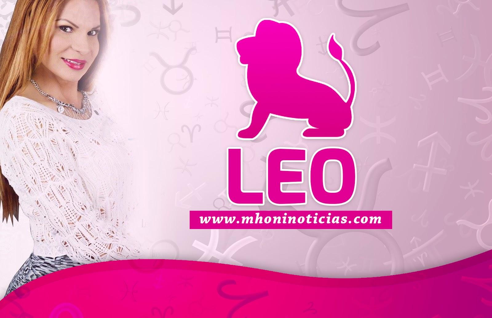 Leo Horoscopo De La Semana Mhoni Vidente