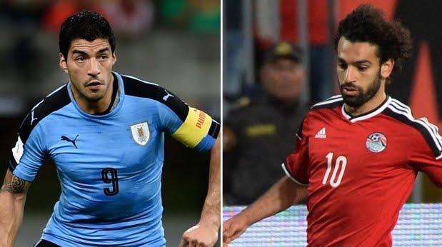DIRETTA Egitto-Uruguay Streaming, partita Mondiali 2018 su Italia 1 Mediaset TV