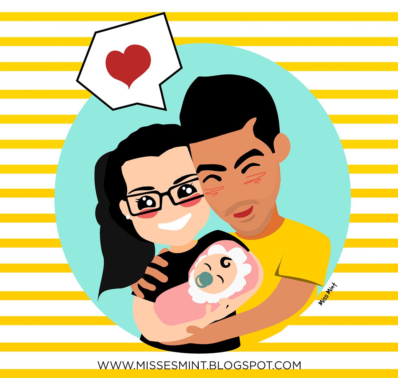 regalos originales y personalizados para bebés | Miss Mint