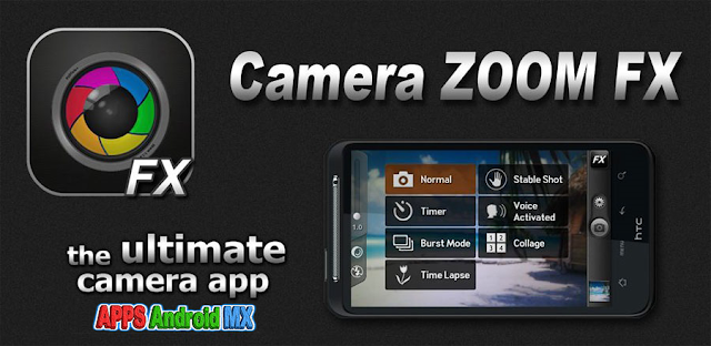 Camera ZOOM FX Premium APK 6.2.3 Full