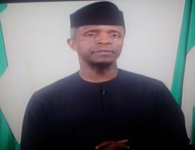 Image result for Democracy Day Speech by Acting President Yemi Osinbajo