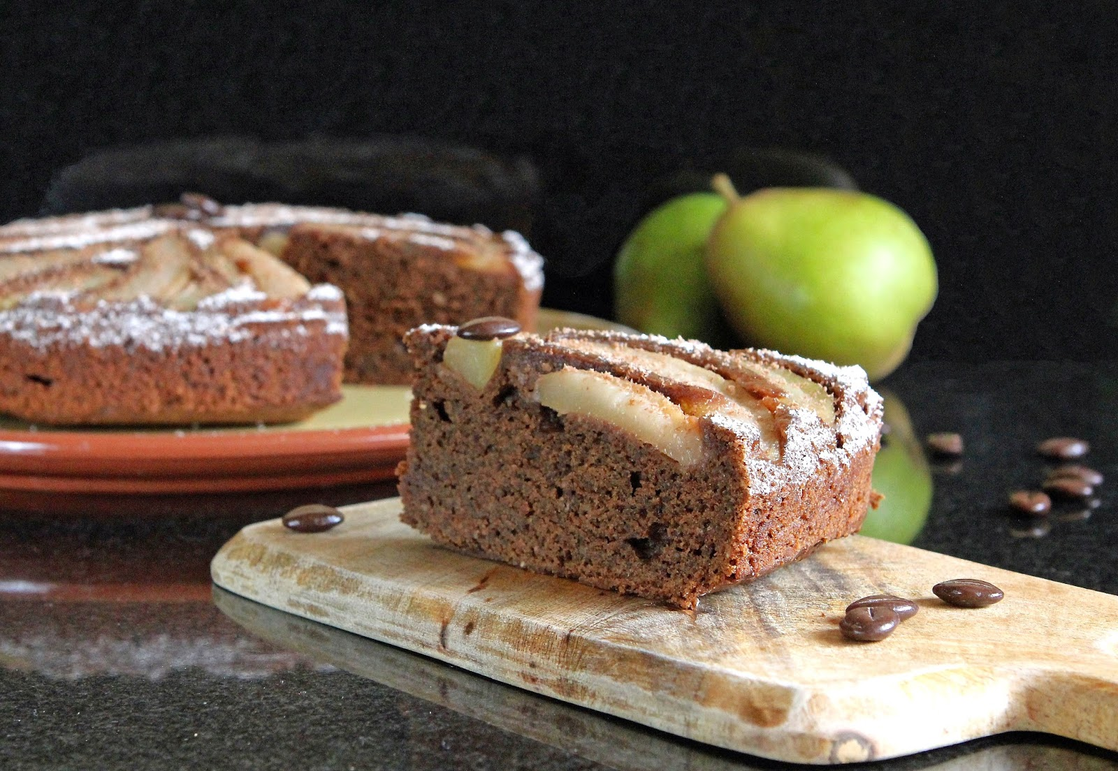 Marrow Cake Gluten Free