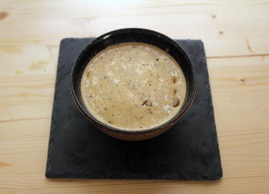 mushroom and cider sauce recipe