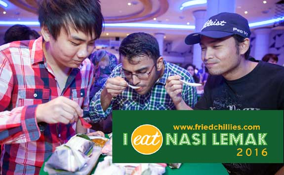 Eat Your Nasi Lemak With The Coupons System