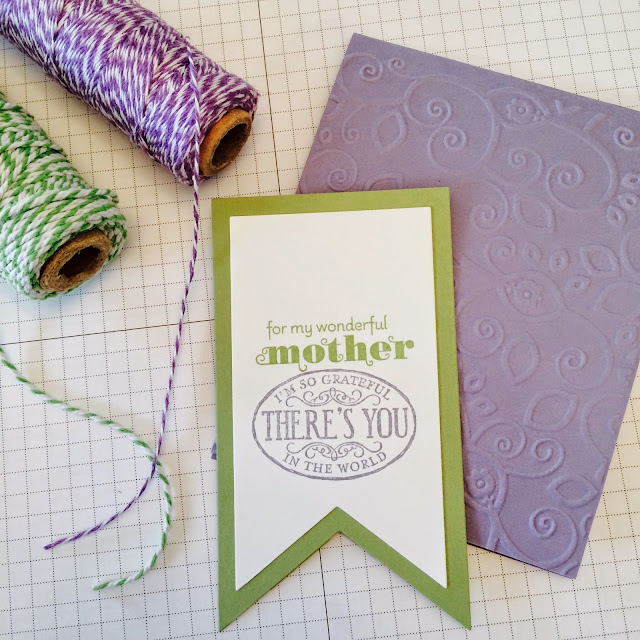 Mother's Day Gift Idea & Card