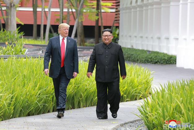 Трамп і Кім Чен Ин домовилися обмінятися візитами