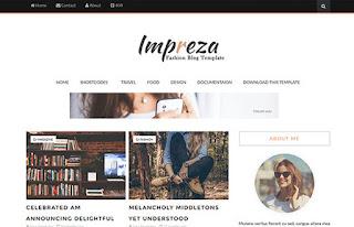 Impreza+template
