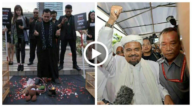 [Video] MasyaAllah, Habib Rizieq Sebut Serangan Dukun Tak Mempan Padanya Saat Jadi Saksi Di Sidang Ahok, Malah Berbalik