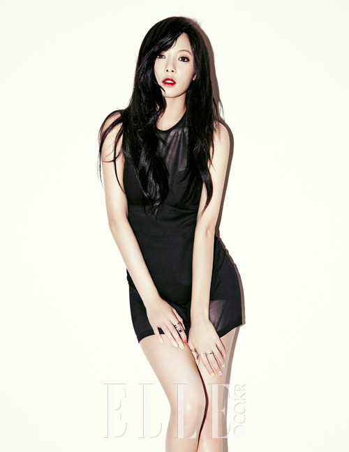 Hyuna is a drop-dead g...