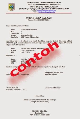 Prosedur Pembukaan Kunci Pada Info Ptk Al Maududy