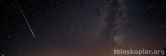 Perseids meteorları