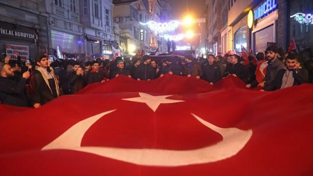 Ισλαμικός εφιάλτης; Όλη την Ευρώπη υπό την ημισέληνο ονειρεύονται οι Τούρκοι