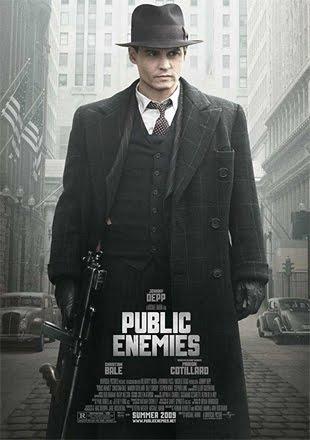 Public Enemies 2009 BRRip 1080p Dual Audio In Hindi English