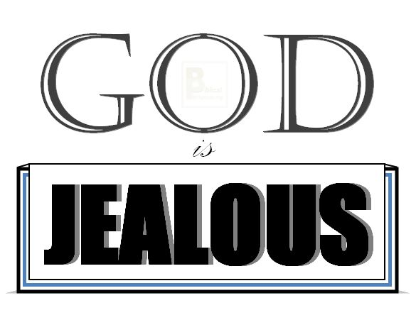 what does the bible say about jealousy