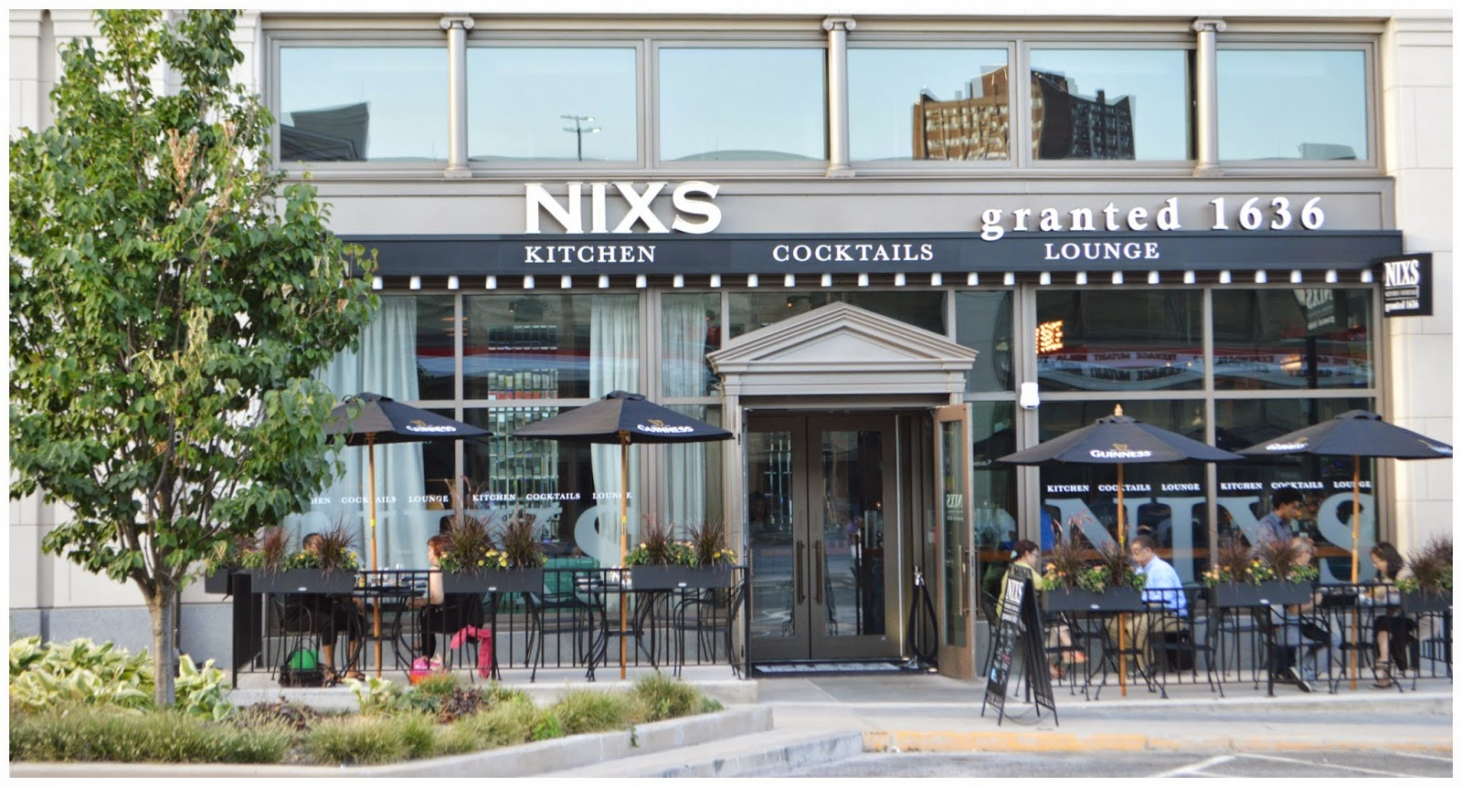 NIXS Hartford - Exterior Day