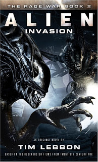 Alien: Invasion Book Cover